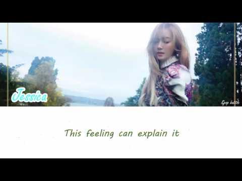 Jessica - Celebrate (English Version) lyrics