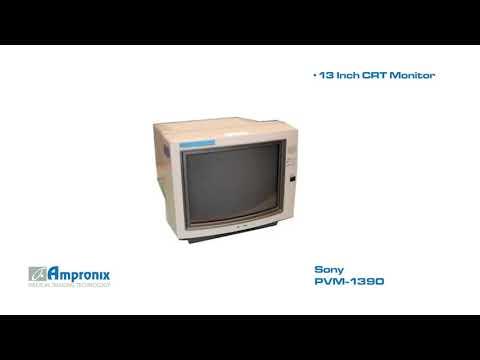 Sony PVM 1390 Display Monitor Screen Sales | Service | Repair | Exchange | Replacement