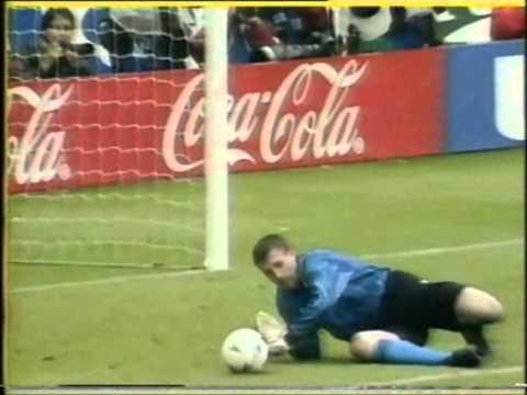 4b5ddffc55 England 1-3 Brazil (1995) - YouTube