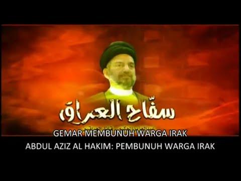 Abdul Aziz Al Hakim Pembunuh Warga Irak 1