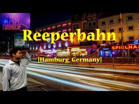 Reeperbahn | Red Light District | Hamburg | Germany Nightlife | Travel Europe | RoamerRealm