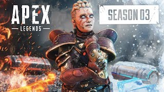 APEX SEASON 3: FIRE & ICE!!! - Best Apex Legends Funny Moments and Gameplay Ep 209
