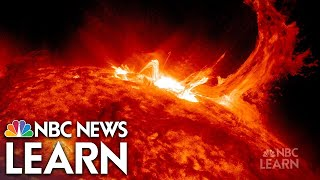 NBC News Learn: Space Weather thumbnail