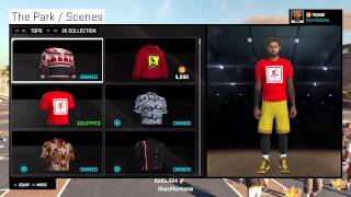 NBA 2K15 Live Stream ! Ballin On The Park w/ SUBSCRIBERS !!
