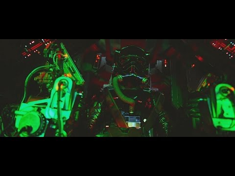 TIE Pilots Test New Stereo System