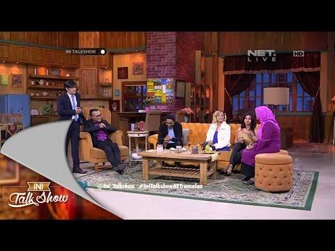 Ini Talk Show 12 Februari 2015 Part 2/4 - Glenn Fredly, Sahila Hisyam, Pinkan Mambo dan Hedi Rusdian