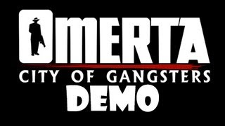Omerta City of Gangsters Demo - Welcome To Atlantic City