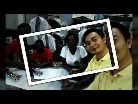 The journey @ Catuz Laundry Luanda Angola  Africa