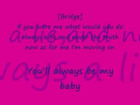 ashanti-leaving ( always on time part 2) w/lyrics