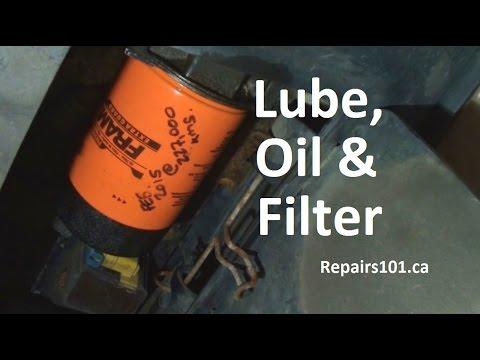 Lube, Oil & Filter - Pro Mechanic Tips & Tricks