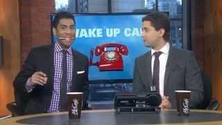 Toronto Tango Marathon on Wake up call CP24