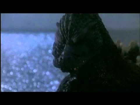 Godzilla and Baby Godzilla- Godzilla vs. Mechagodzilla II OST