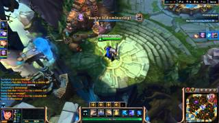 League of Legends Gameplay: Cyberpower GUA 880 Benchmark!