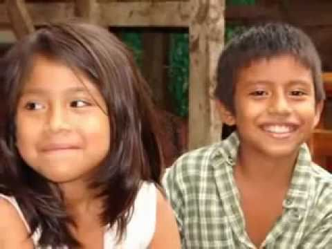 Enfants de Colombie Ninoe de Columbia