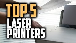 Best Laser Printers in 2018 - Which Is The Best Laser Printer?