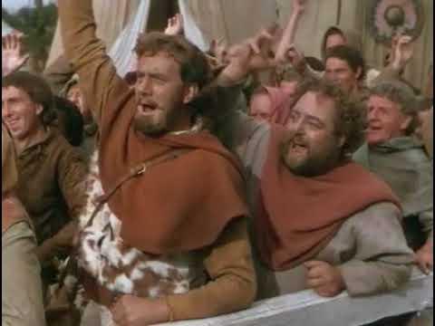 Ivanhoe (1952) - He Defies All Five!