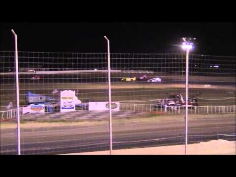Modifieds at Lubbock Speedway 9-5-15