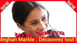 Meghan Markle : Découvrez tout le luxe dont elle a disposé pour son accouchement