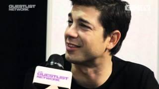 Adam Garcia Interview - Move It 2012 - Guestlist (HD)