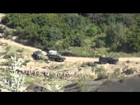 Обнаружение блиндажа в Унцукульском районе РД. 23 июня 2015 года