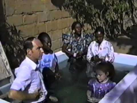 BIMI missionaries in Senegal - footage from the 90s