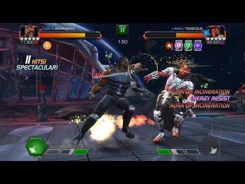 Alliance Wars - Blade vs Mephisto - Boss Takedown