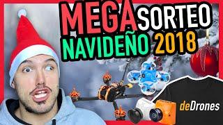 SORTEO +900€ en productos DRONEROS | +30 PREMIOS 2019