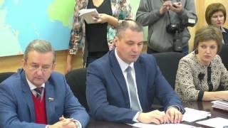 Градостроительный совет 19 января 2017 года
