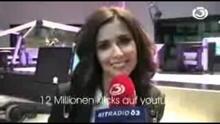 Cheryl Cole On HITRADIO O3 Austria February 3 2010