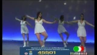 Balletto omaggio a Lorella Cuccarini- 30 ore per la vita gran finale.flv