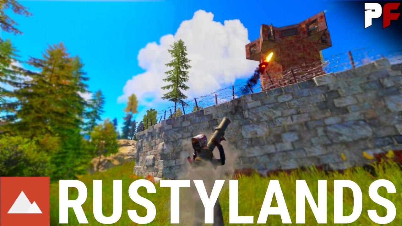 Rustylands com - Rust community   Rust servers