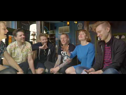 SKINNY LISTER - IN A NUTSHELL on the road in USA