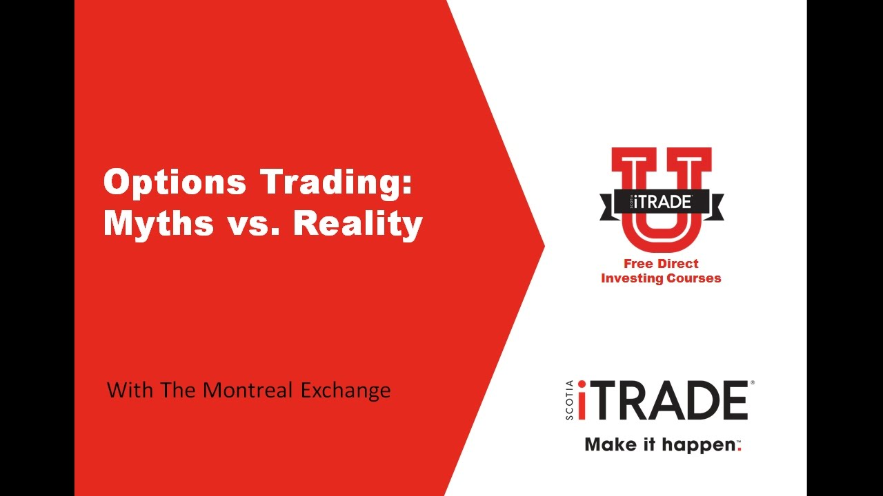 Options trading montreal exchange