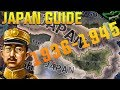Gambar cover HOI4 MTG Japan Guide | Hearts of Iron 4 Man the Guns | Japan Total Naval and Land Guide