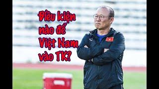 Kịch bản nào để U23 Việt Nam vào tứ kết: UAE-Jordan hoà là bị loại!