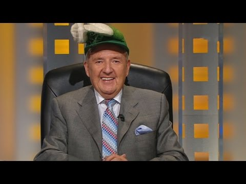 Bill O'Herlihy bids farewell after 49 years on RTÉ