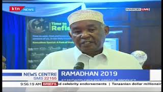 SUPKEM Chair Amb. Yusuf Nzibo on the Ramadhan Magazine