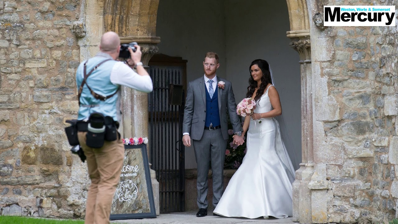 Ben Stokes Wedding 7