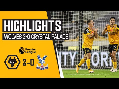 Wolves Crystal Palace Goals And Highlights