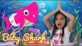 Baby Shark DANCE and SING for kids! Toys 2019