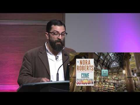 Bionic Bookselling - Nathan Maharaj - Tech Forum 2017