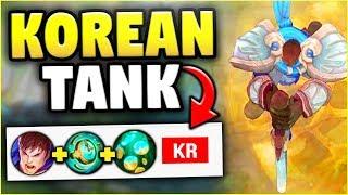 THIS IS HOW THE #1 KOREAN GAREN PLAYER PLAYS GAREN! - League of Legends