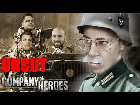 [UNCUT] Spandau schlägt zurück | Company of Heroes