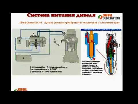 Маз с двигателем мерседес система питания