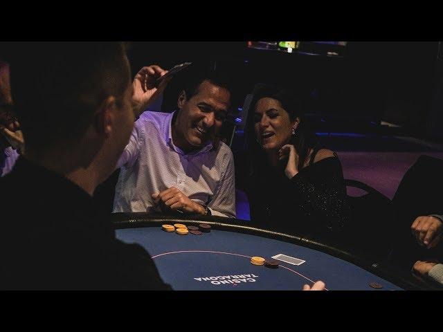 Noche de Ases a Casino Tarragona - VÍDEO ESDEVENIMENT