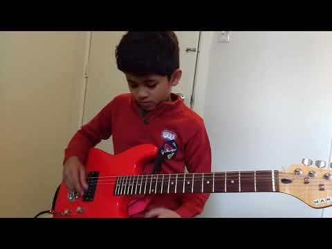 GERUA SONG ON GUITAR (DILWALE)