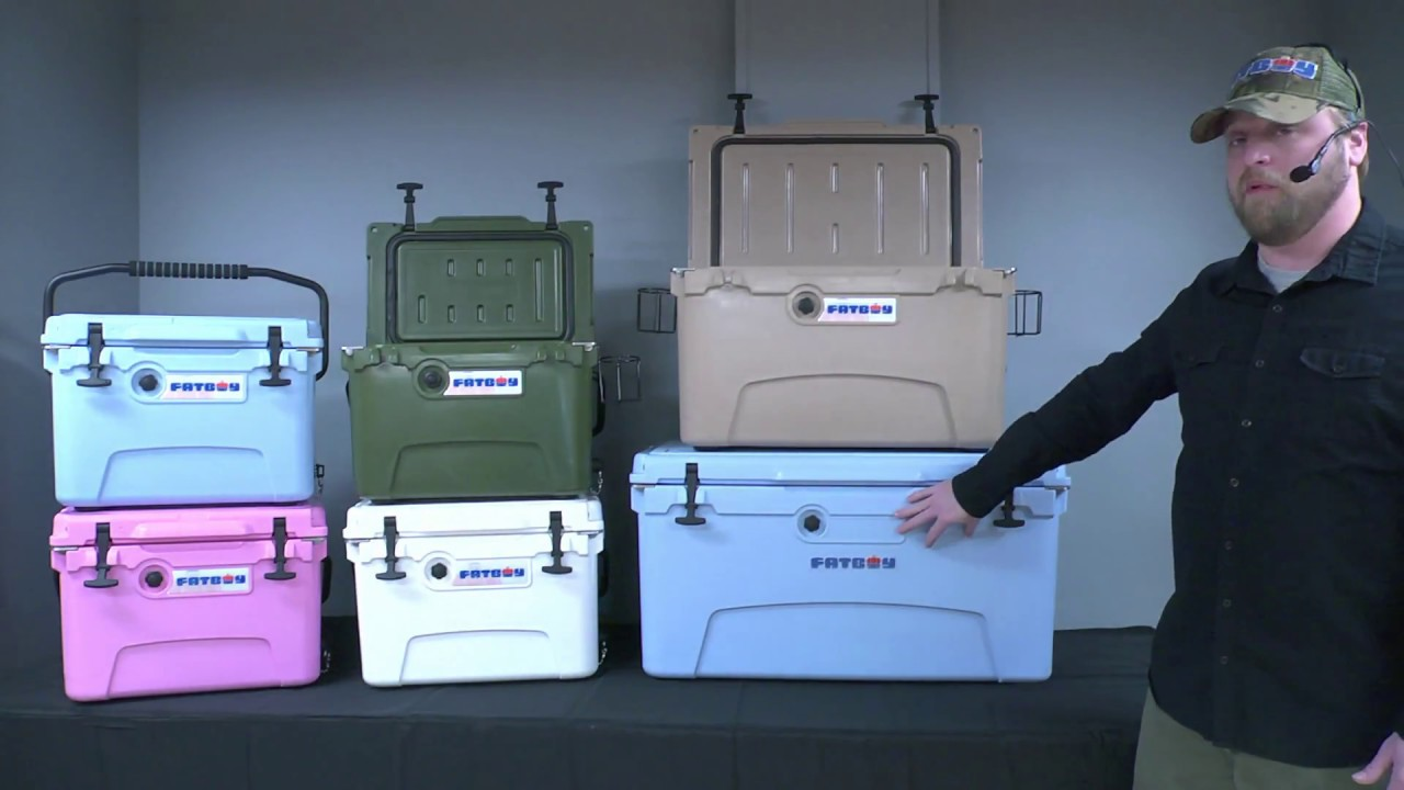 roto molded cooler. fatboy rotomolded cooler features and accessories roto molded -