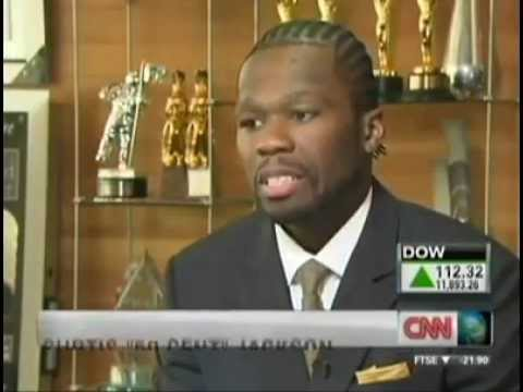 50 Cent On CNN international