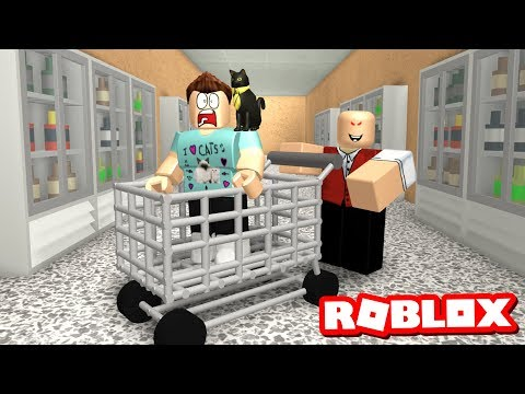 ESCAPE THE SUPERMARKET OBBY IN ROBLOX