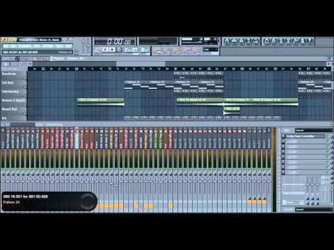 How to remix a song using Fl Studio 11 - ''Colors'' by Tritonal & Paris Blohm Ft. Sterling Fox